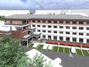 Královéhradecký kraj zrekonstruuje objekty bývalé ubytovny v Žacléři. Rozšíří tím kapacitu Domova důchodců v Lamperticích