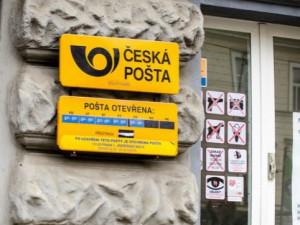 Česká pošta mění od října hodiny pro veřejnost. Týká se to i některých poboček v Královéhradeckém kraji