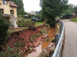 Trutnov opravuje milionové škody z letních povodní