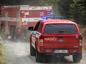 Dobrovolní hasiči v Hradci Králové dostanou nová auta. Nahradí starou techniku