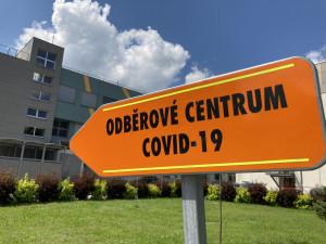 Odběrové centrum COVID-19 v hradecké fakultní nemocnici zřídilo třetí odběrové místo