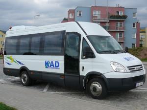 Ve Dvoře bude zajišťovat od ledna městskou hromadnou dopravu společnost KAD, vystřídá Arrivu