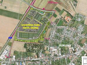 V Hradci má vyrůst nový obří nákupní park s názvem Nová Zelená, místní se bouří