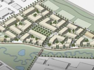 V Pileticích má v souvislosti s revitalizací potoka vzniknout až 1 800 bytů
