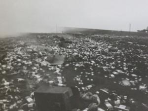 K oslavě sametové revoluce před 30 lety padaly u Dubence z nebe ruské cigarety