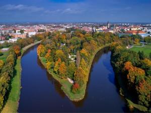 V Hradci Králové se budou čistit slepá ramena na Labi a Orlici. Radnice chce zajistit víc vody v krajině