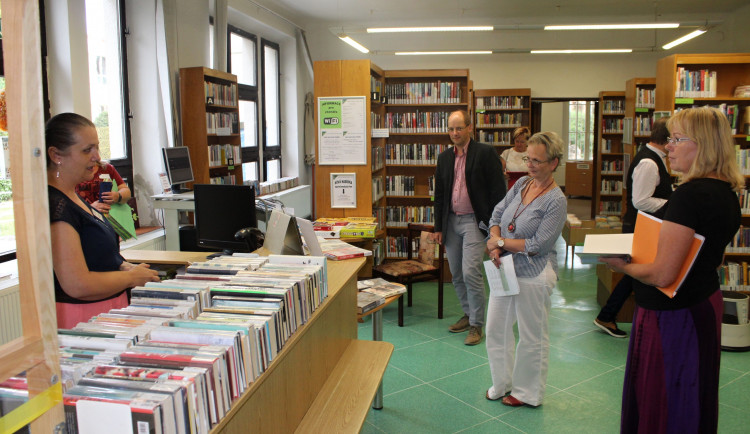 Jičínská knihovna je třetí nejlepší v republice