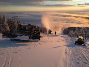 Lyžařské areály v se otevřou 18. prosince