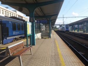 Od neděle začne platit nový vlakový jízdní řád. V Královéhradeckém kraji posílí spoje do Chocně