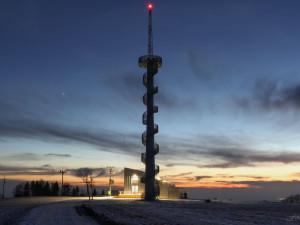 Na Náchodsku mají novou rozhlednu, vznikla na místě větrné elektrárny