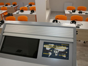 Základní škola v Podharti má nové multimediální jazykové učebny