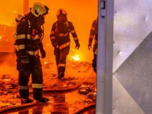 Rozsáhlý požár v Polici nad Metují nikdo úmyslně nezavinil