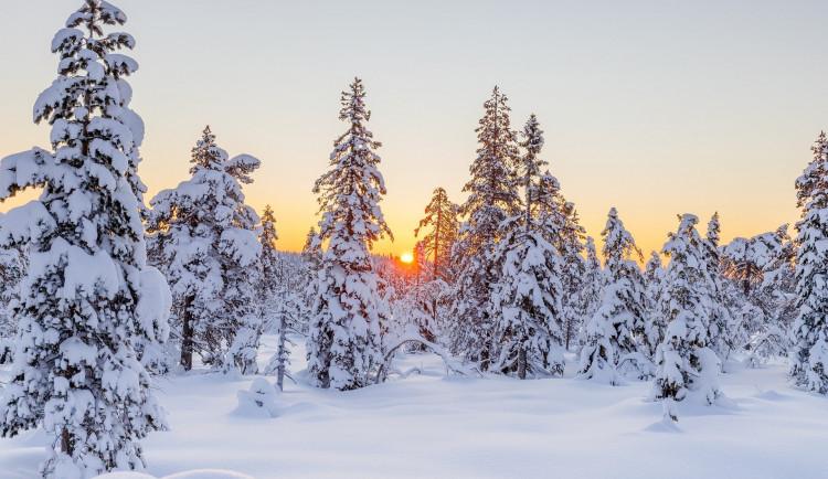 V Královéhradeckém kraji padl republikový rekord. Teplota v noci klesla 26 stupňů pod bod mrazu