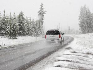 Část Královéhradeckého kraje dnes zasáhne silné sněžení. Hrozí výpadky elektřiny a komplikace na silnicích