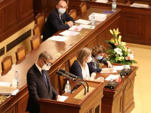 SPD se pokusí vyvolat schůzi Sněmovny ke zrušení nouzového stavu. Řešit ho bude i Ústavní soud
