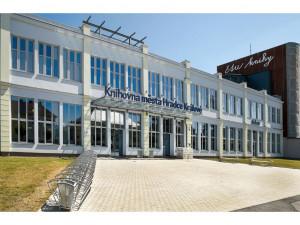 Městská knihovna v Hradci Králové obnovila výdej přes okénko, zájem je velký