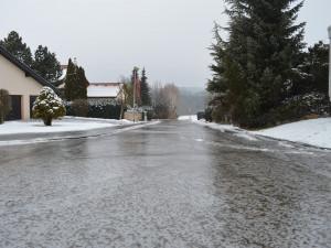 Meteorologové vydávají varování před ledovkou. Platí pro celý Královéhradecký kraj