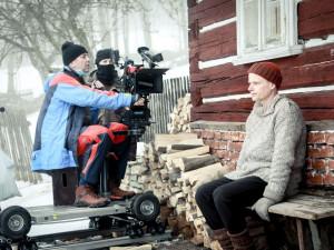 V Krkonoších se začal natáčet film Poslední závod s Kryštofem Hádkem
