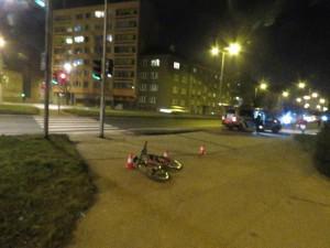 Pěkné počasí vylákalo cyklisty. Opatrní musí být řidiči i samotní lidé na kole