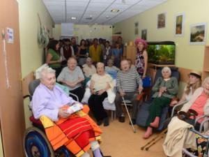 Domov seniorů ve Vamberku nemá od začátku pandemie ani jednoho nakaženého