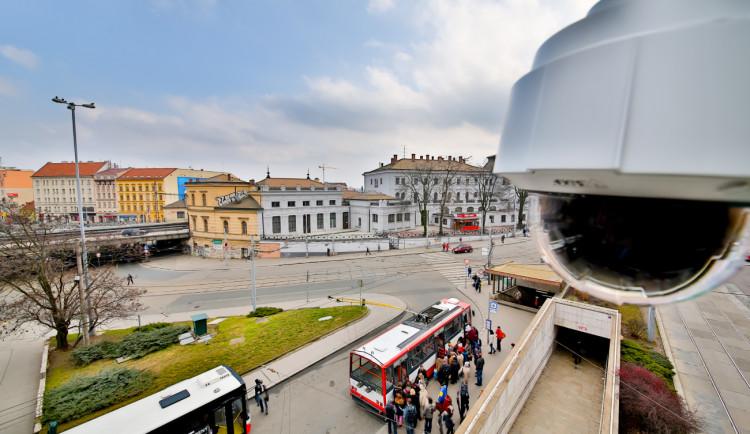 Které město si zaslouží kamerový dohled nejvíce? Královéhradecký kraj zatím bez soutěžního projektu