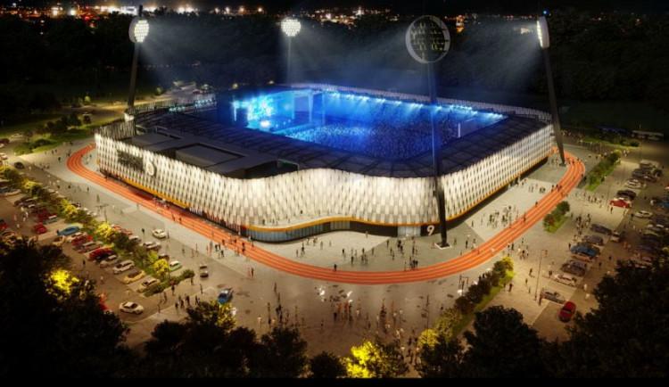 Radnice může podepsat smlouvu na nový fotbalový stadion. ÚOHS zastavil správní řízení vtendru