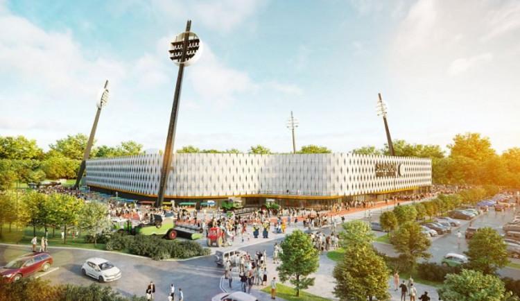 Zastupitelstvo odsouhlasilo společnosti, které postaví stadion. Stavět se začne nejpozději v září