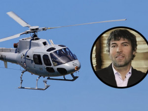 Nejbohatší Čech Petr Kellner zemřel při nehodě vrtulníku na Aljašce