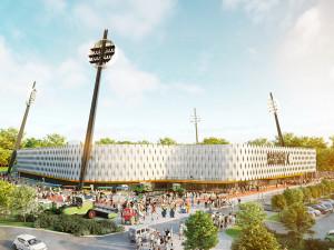 ANKETA: Jak bude vypadat fotbalový stadion? Na koncert se vejde až 25 tisíc lidí