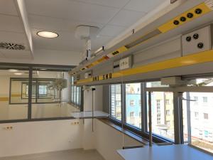 V novém pavilonu nemocnice v Náchodě začne fungovat ortopedie. Připravená má být během dubna