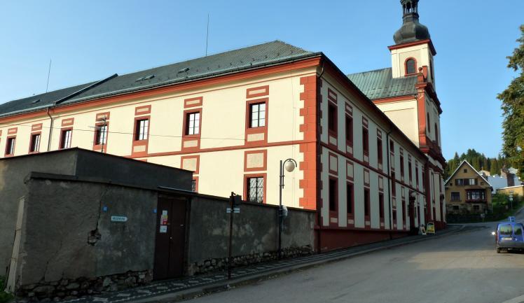 Za dva roky se ve Vrchlabí otevře nové Návštěvnické centrum Správy KRNAP