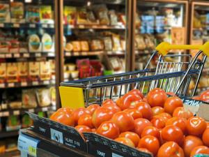 Většina obchodů za včerejšek hlásí o 50 až 70 procent lidí více než běžnou sobotu