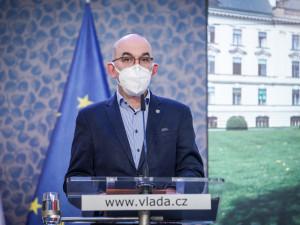 Ministr zdravotnictví Jan Blatný končí, nahradit ho má Petr Arenberger