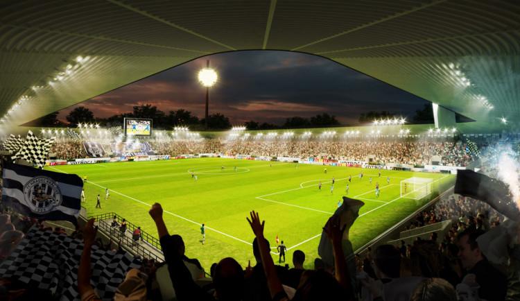 Tento týden bude v Hradci Králové podepsána smlouva na nový fotbalový stadion