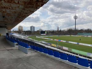 Jediné, co zůstane ze starého stadionu budou lízátka. Po jejich rekonstrukci se vrátí