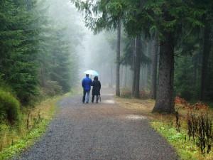 POČASÍ NA SOBOTU: Teploty do osmičky s deštěm