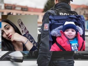 Policie pátrá po matce a jejím devítiměsíčním synovi. Od svých rodičů zmizela o víkendu