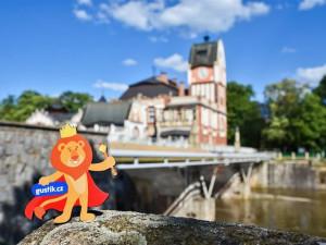 Hradecký lev Gustík dostal ocenění. Turisty bude provázet i v letošním roce