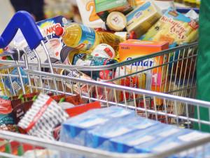 Dnes se koná jarní kolo Sbírky potravin