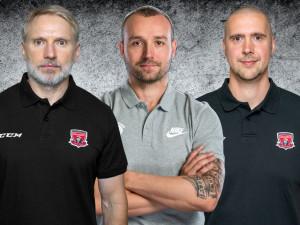 Hradecký hokej má kompletní trio trenérů. Tomáše Martince doplní Čihák a Svoboda