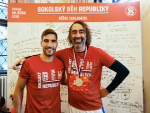 Oslavujte během! Sokolský běh republiky spouští registrace do desítek závodů. Vyberte si ten svůj