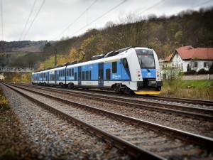 V kraji budou jezdit nové vlakové spoje. České dráhy chtějí nasadit až 40 nových vlaků