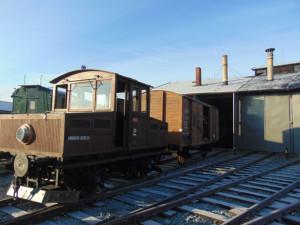 Národní technické muzeum: jaroměřský spolek má pokřivený přístup k vlastnictví lokomotiv