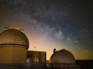 Návštěvníkům se otevírají hvězdárny, jičínská otevře v pondělí, hradecká je v omezeném provozu