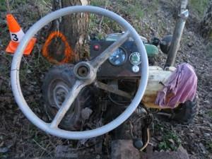 Na Trutnovsku boural podomácku vyrobený traktor, řidiče transportoval vrtulník do nemocnice