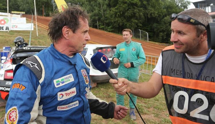 Autokrosař Fejfar se po letech vrací do kategorie velkých buggyn