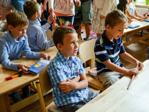 Do základních škol v Hradci Králové se přihlásilo přes tisíc dětí. Otevře se 41 tříd