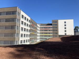 Nemocnice v Náchodě má nového projektanta. Navrhne dva nové pavilony E a D