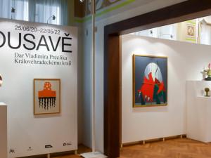 Hradecká galerie otevřela tři nové výstavy. Přístupné jsou ode dneška