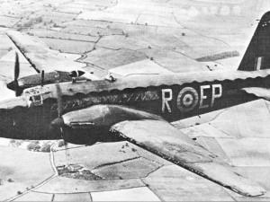 V Nizozemsku našli vrak československého letounu, na palubě byl i Jaroměřák Jan Hejna